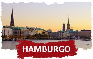 Alemão em Hamburgo