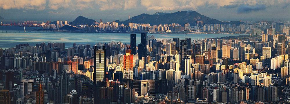 Intercâmbio na China - Shenzhen