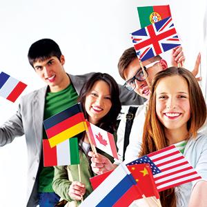 Intercâmbio - Estudo de Idiomas
