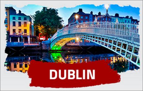 Intercâmbio Dublin