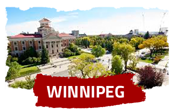 Intercâmbio Winnipeg