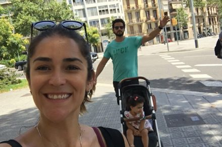 Depoimento- Barcelona em Família
