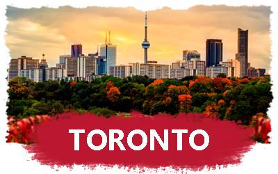 Estudar Inglês em Toronto